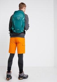 Osprey - HIKELITE - Hiking rucksack - aloe green - 0