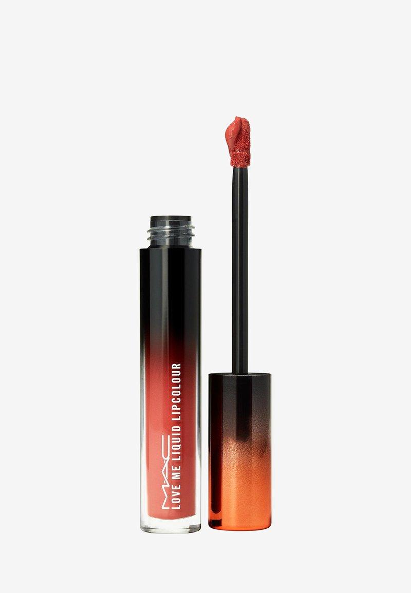 MAC - LOVE ME LIQUID LIPCOLOUR - Liquid lipstick - bragging rights
