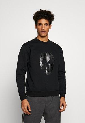 CAMO SKULL - Sweatshirt - black