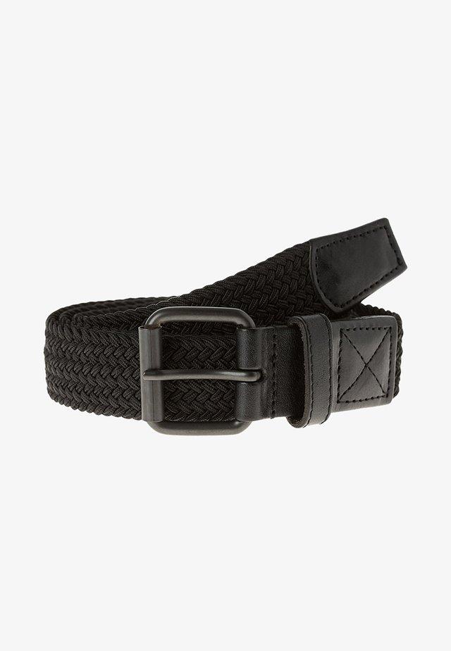 JACKSON BELT UNISEX - Pásek - black
