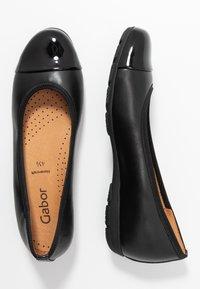 Gabor - Ballet pumps - schwarz - 3