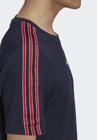 adidas Originals - STRIPE UNISEX - T-shirts print - legend ink - 5