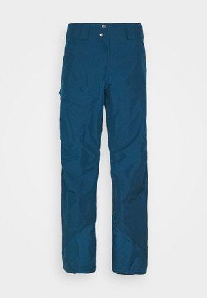 POWDER BOWL PANTS - Pantaloni da neve - crater blue