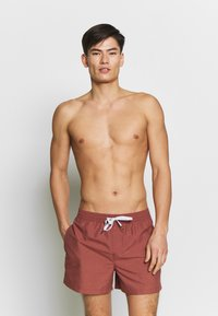 Quiksilver - Swimming shorts - apple butter heather - 0