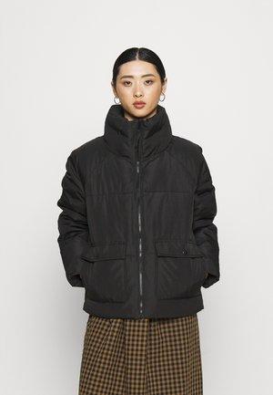 SLFDASA PUFFER JACKET - Zimní bunda - black