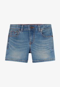 Tommy Hilfiger - NORA BASIC  - Denim shorts - denim