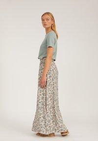 ARMEDANGELS - A-line skirt - oat - 2