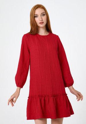 FIKERA - Day dress - rot