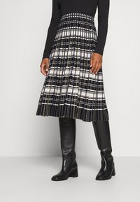 Derhy - PHEDRE JUPE - A-line skirt - black - 0