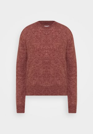 ETA CREW NECK  - Jumper - cinnamon
