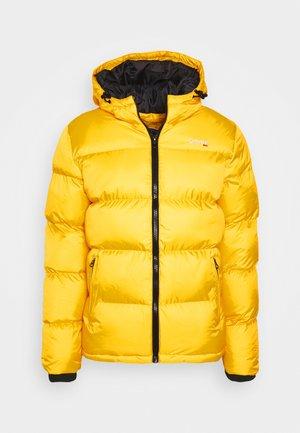 IDAHO UNISEX - Winter jacket - yellow