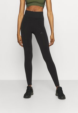 ONPJARI - Leggings - black