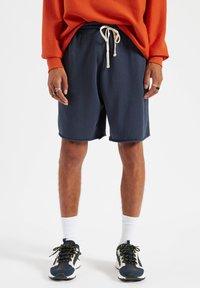 PULL&BEAR - Shorts - blue - 0