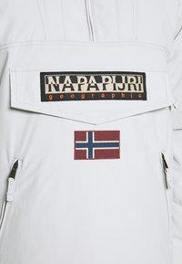 Napapijri - RAINFOREST POCKET  - Giacca invernale - grey harbor - 5