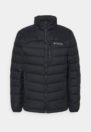 AUTUMN PARK DOWN JACKET - Down jacket - black