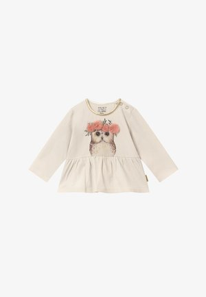 VILJA BABY - Long sleeved top - ivory