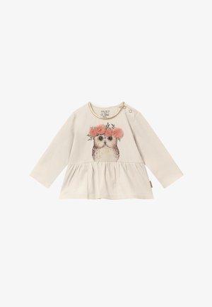 VILJA BABY - Camiseta de manga larga - ivory