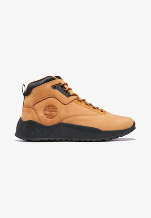 SOLAR WAVE MID - Trainers - wheat