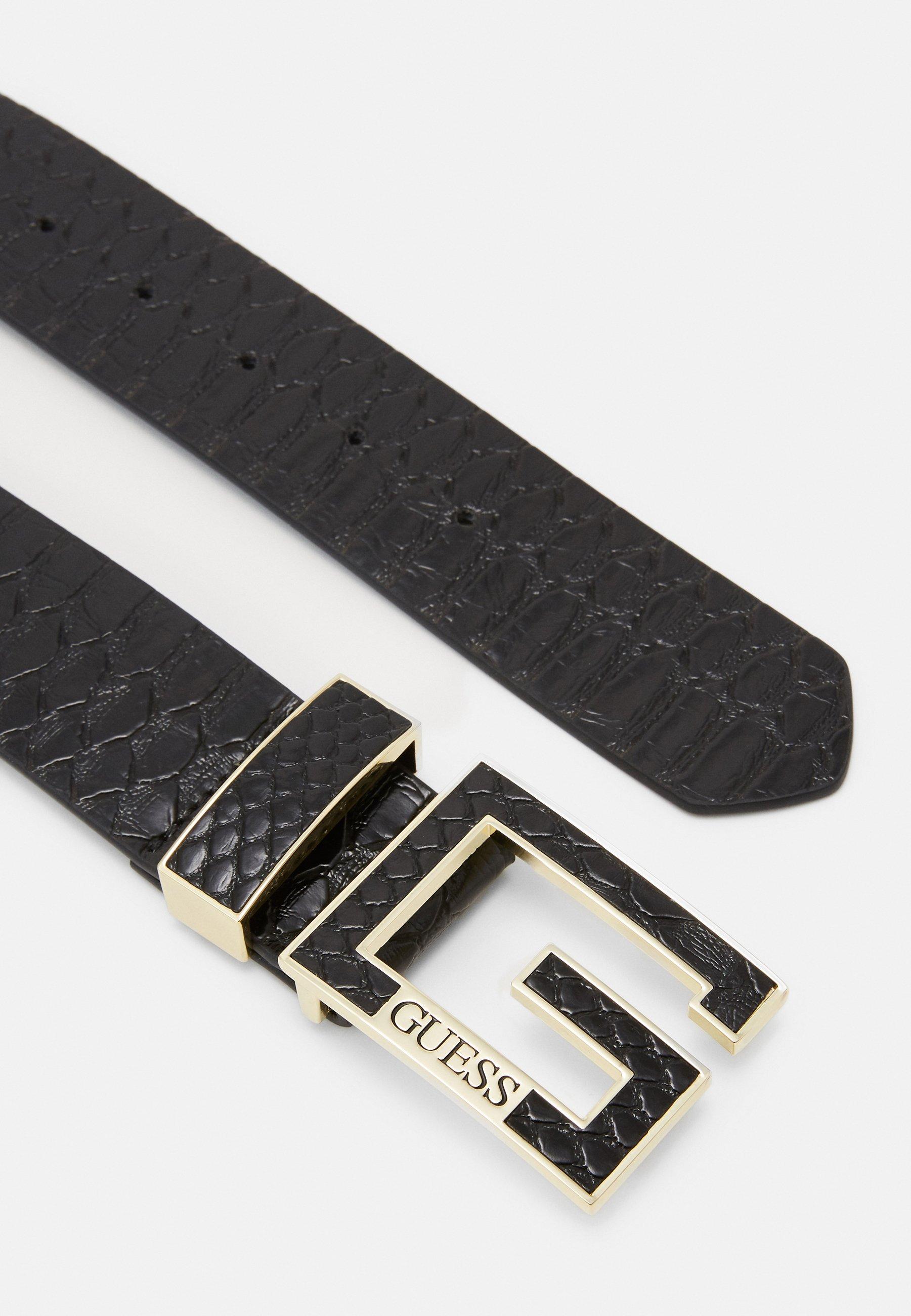 Professionale Accessori Guess PANT BELT Cintura black