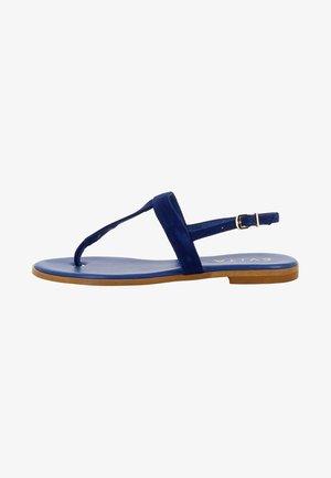 OLIMPIA - Sandals - dark blue