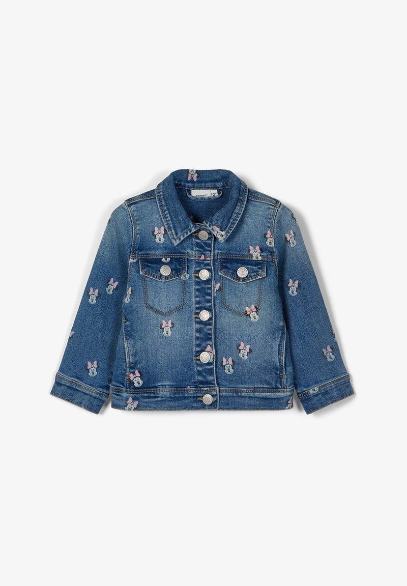 Name it - DISNEY MINNIE MOUSE - Denim jacket - medium blue denim
