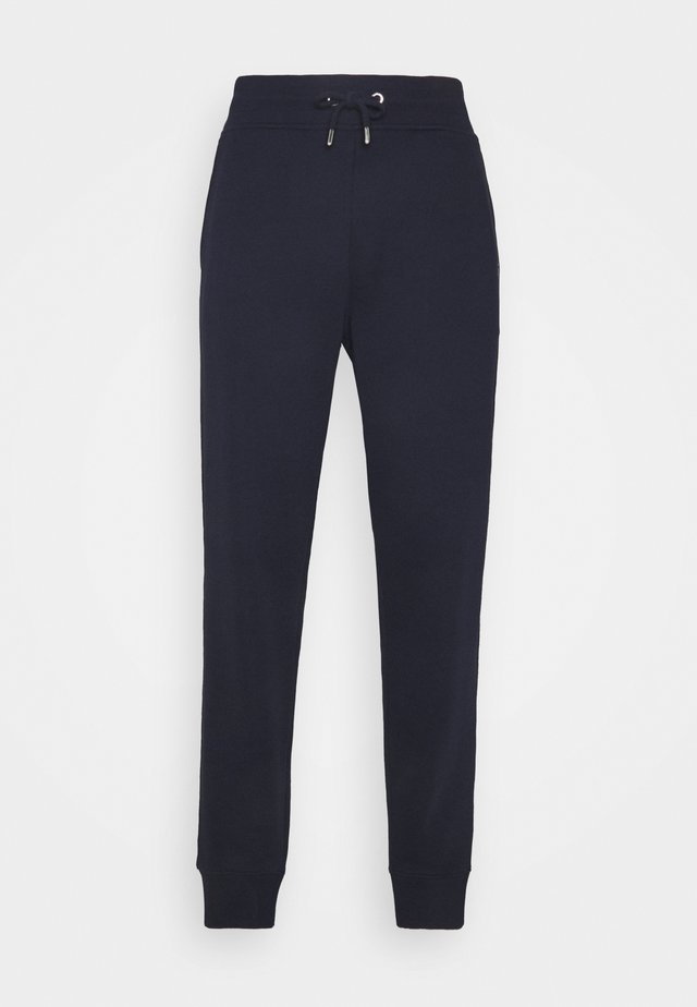 ORIGINAL PANTS - Tracksuit bottoms - evening blue