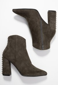 Adele Dezotti - High heeled ankle boots - laponia - 3