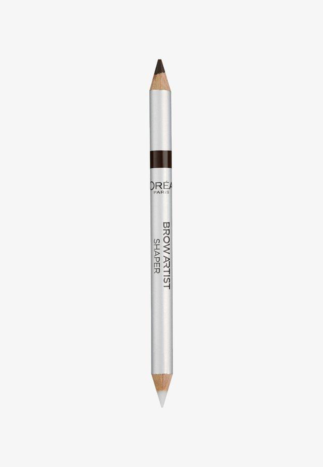 BROW ARTIST SHAPER - Crayon sourciles - 04 dark brunette