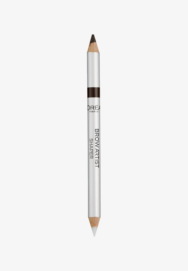 L'Oréal Paris - BROW ARTIST SHAPER - Eyebrow pencil - 04 dark brunette