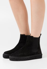 Ca'Shott - Classic ankle boots - black - 0