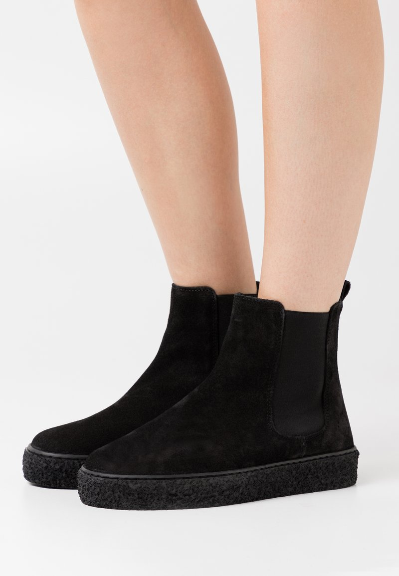 Ca'Shott - Classic ankle boots - black
