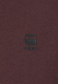 G-Star - LASH R T S\S - T-shirt basic - dark fig - 2