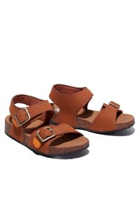 Timberland - CASTLE ISLAND - Walking sandals - saddle - 2