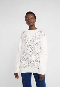 See by Chloé - Sweatshirt - crystal white - 0