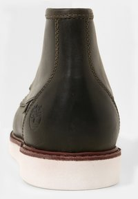 Timberland - NEWMARKET  - Lace-up ankle boots - dk green full grain - 2