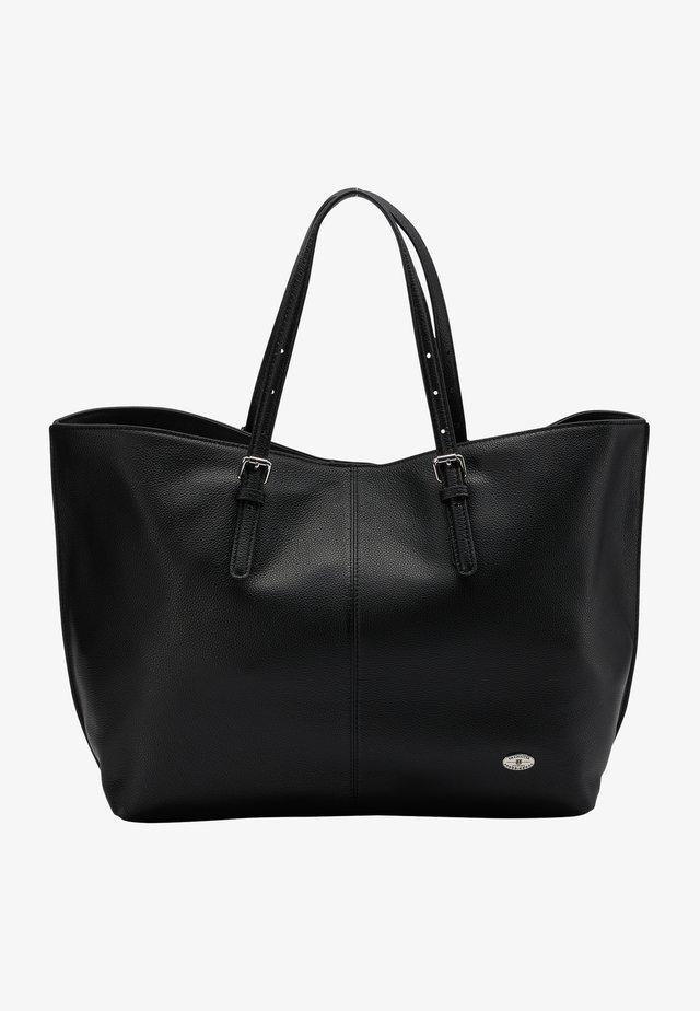 Shopping bag - schwarz