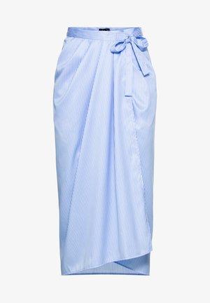 Wrap skirt - hellblau
