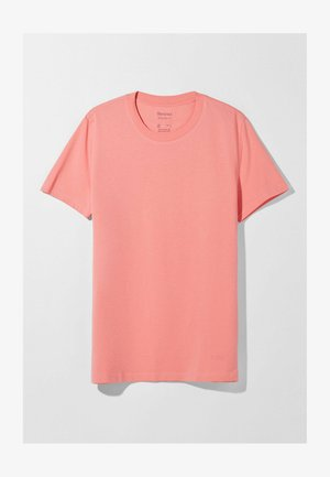 REGULAR - Basic T-shirt - coral