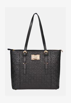 HOCHWERTIGE - Handbag - schwarz