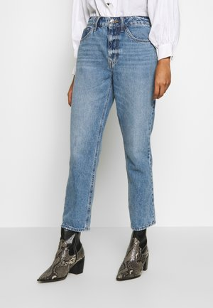 Jeansy Relaxed Fit - dark blue denim