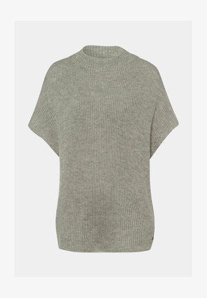 STYLE ELLA - Basic T-shirt - soft grey