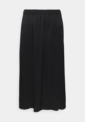 RILBY - Pencil skirt - black