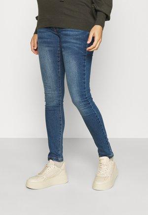 MLYORK - Jeans Skinny Fit - dark blue denim