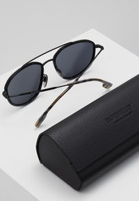 Burberry - Sunglasses - matte black - 2