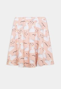 Walkiddy - SKIRT SWANS - A-line skirt - pink - 0