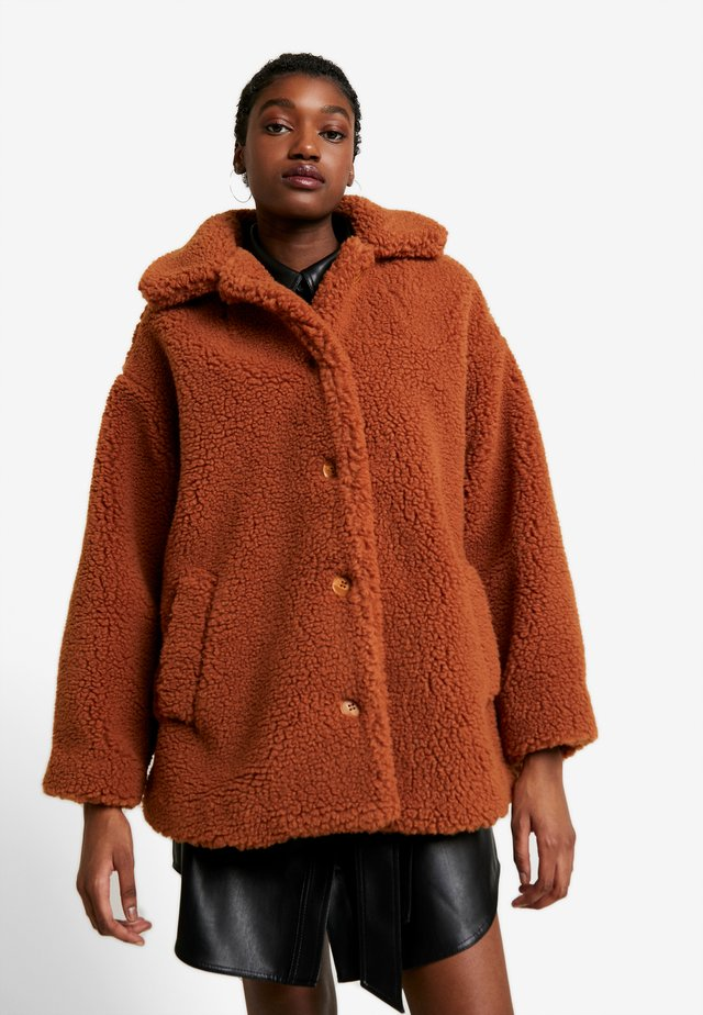 NOELLE JACKET - Winterjas - orange dark