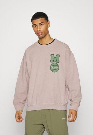 CHAMPS  - Sweatshirt - stone