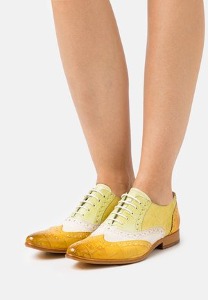 KIRA 10 - Zapatos de vestir - imola/sun/white/sol/ocra