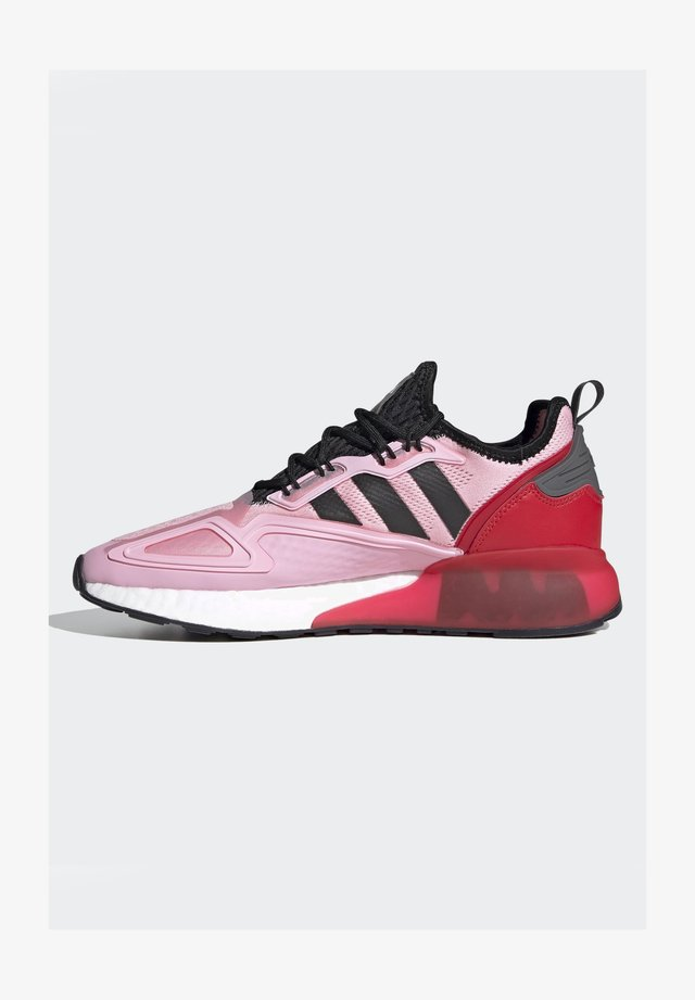 NINJA ZX 2K BOOST SHOES - Baskets basses - pink