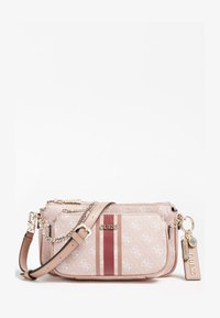 Guess - ARIE  - Borsa a tracolla - rose - 0